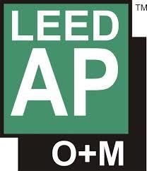 LEED AP O+M Logo